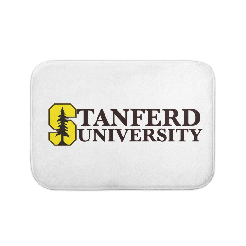 Stanferd Home Bath Mat by The David Feldman Show Official Merch Store
