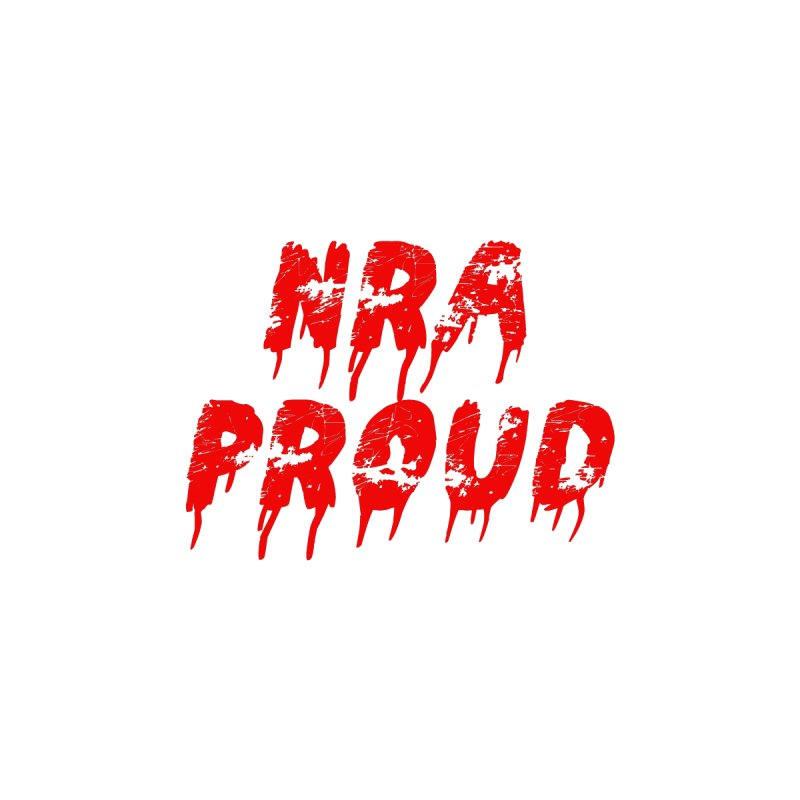 N.R.A. Proud Women's Scoop Neck by The David Feldman Show Official Merch Store