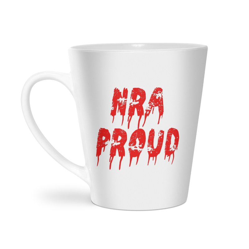 N.R.A. Proud Accessories Latte Mug by The David Feldman Show Official Merch Store