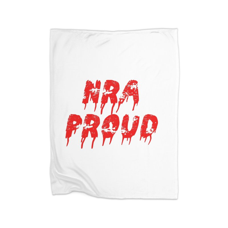 N.R.A. Proud Home Blanket by The David Feldman Show Official Merch Store