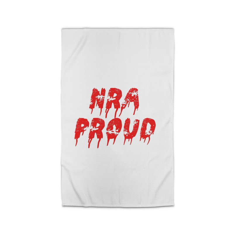 N.R.A. Proud Home Rug by The David Feldman Show Official Merch Store
