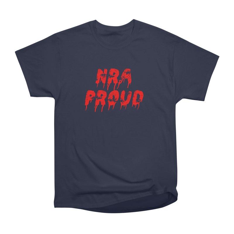 N.R.A. Proud Men's Classic T-Shirt by The David Feldman Show Official Merch Store