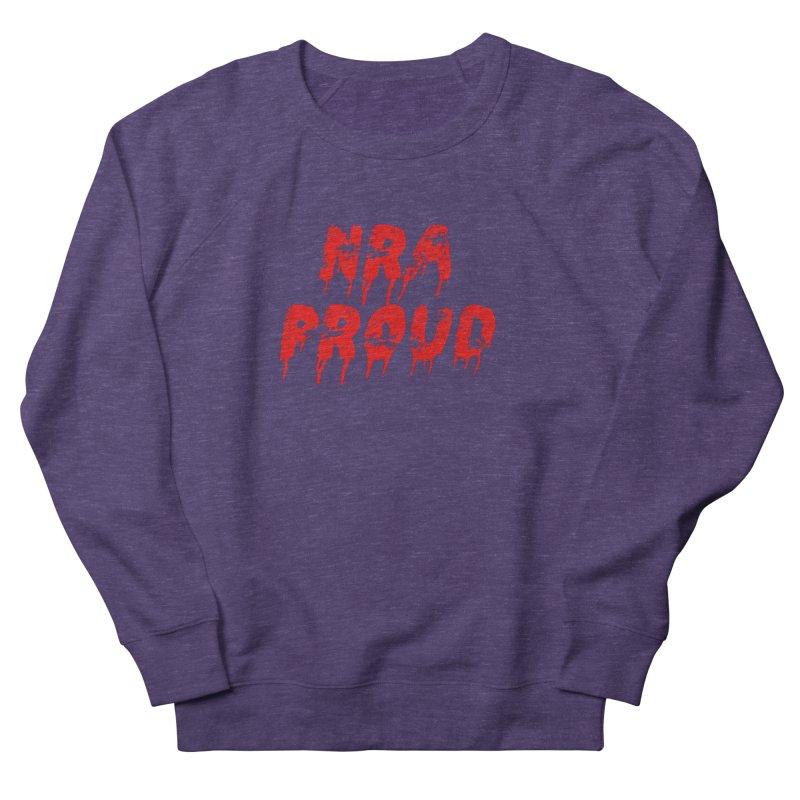 N.R.A. Proud Men's Sweatshirt by The David Feldman Show Official Merch Store