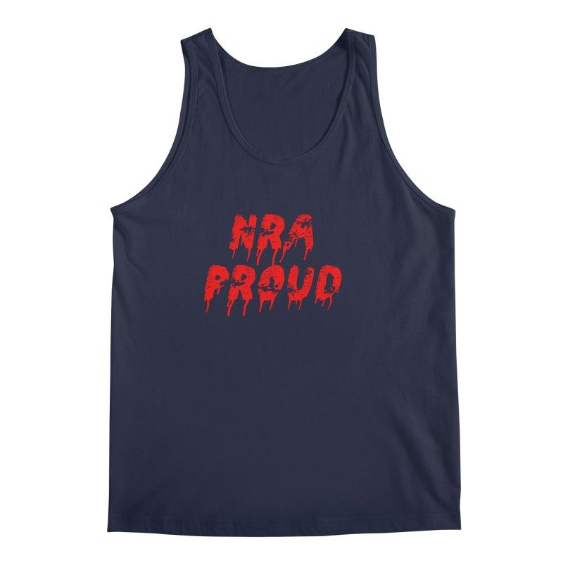 N.R.A. Proud Men's Regular Tank by The David Feldman Show Official Merch Store