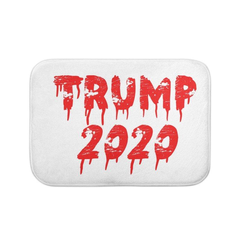 Trump 2020 Home Bath Mat by The David Feldman Show Official Merch Store