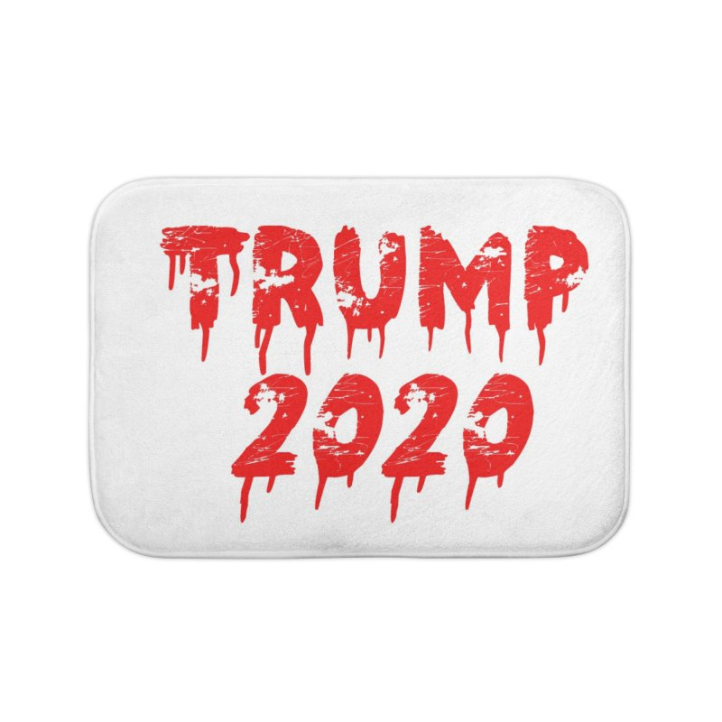 Trump 2020 Home Bath Mat by The David Feldman Show Official Merch Store