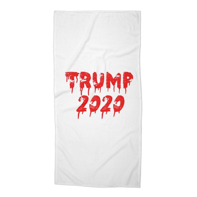Trump 2020 Accessories Beach Towel by The David Feldman Show Official Merch Store
