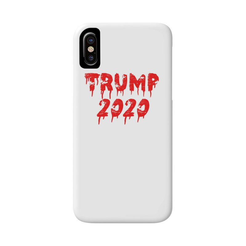 Trump 2020 Accessories Phone Case by The David Feldman Show Official Merch Store