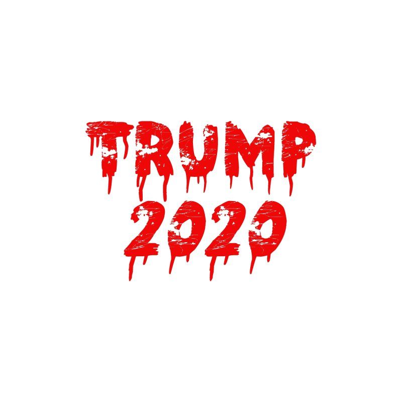 Trump 2020 Men's Tank by The David Feldman Show Official Merch Store