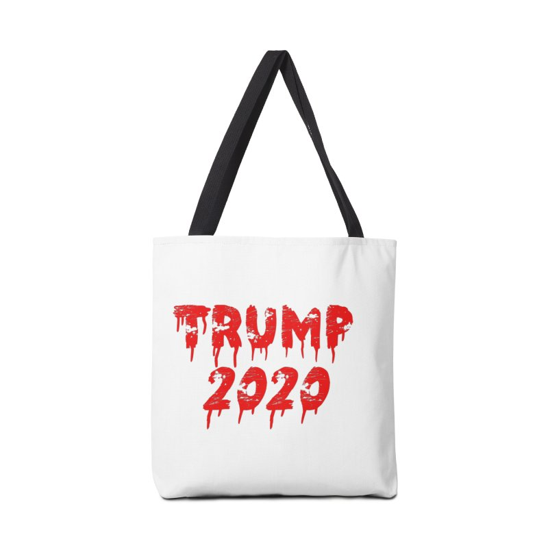 Trump 2020 Accessories Tote Bag Bag by The David Feldman Show Official Merch Store
