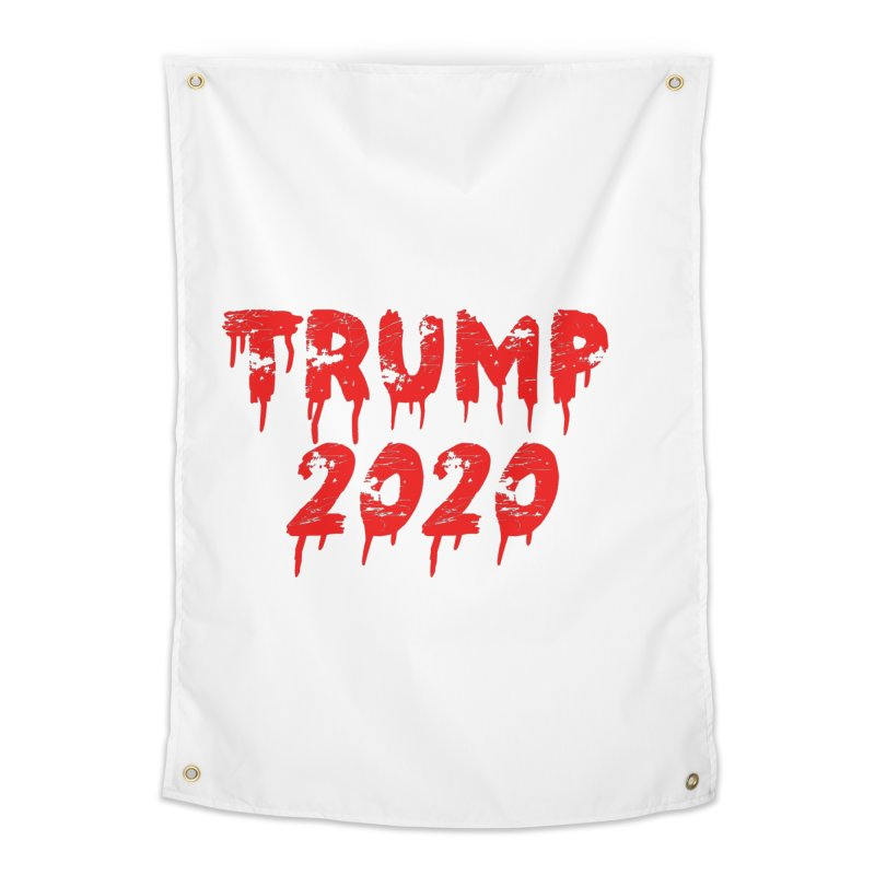 Trump 2020 Home Tapestry by The David Feldman Show Official Merch Store