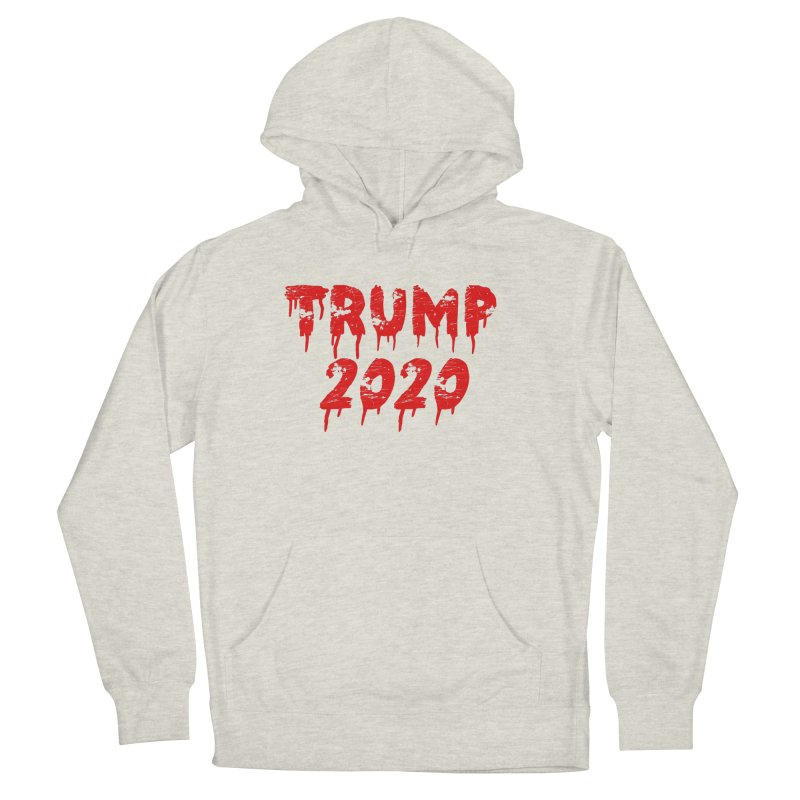 Trump 2020 Men's Pullover Hoody by The David Feldman Show Official Merch Store