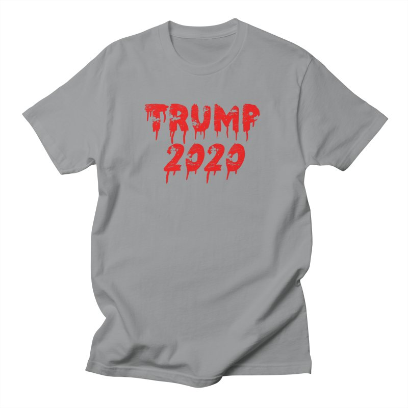 Trump 2020 Women's Unisex T-Shirt by The David Feldman Show Official Merch Store