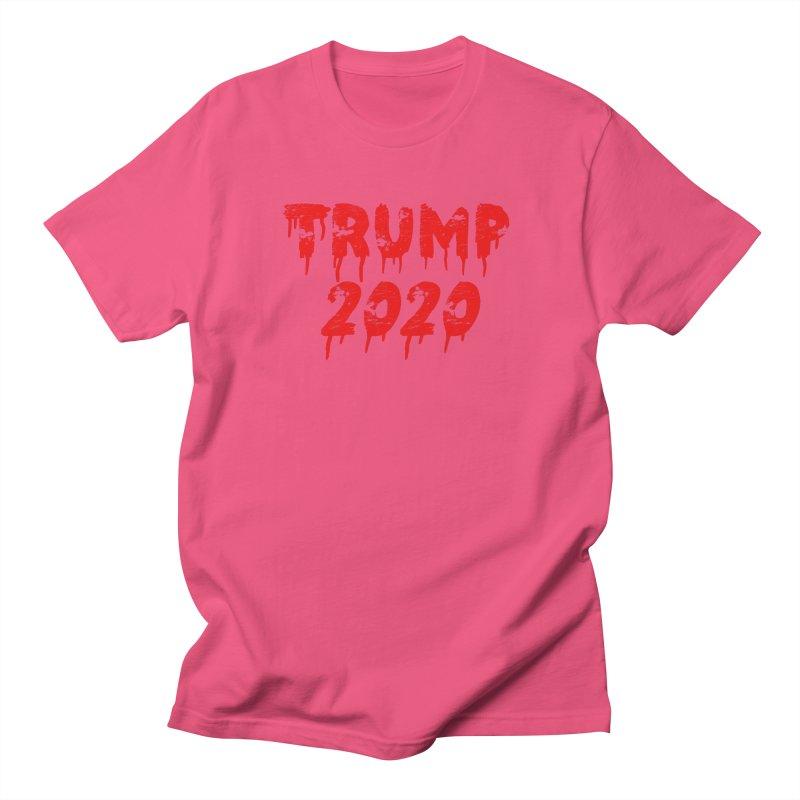 Trump 2020 Men's T-Shirt by The David Feldman Show Official Merch Store