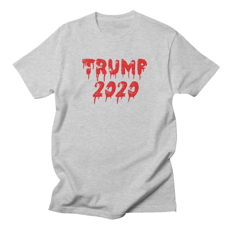 Trump 2020 Men's Regular T-Shirt by The David Feldman Show Official Merch Store