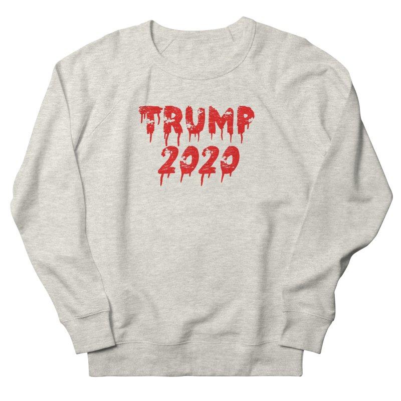 Trump 2020 Women's Sweatshirt by The David Feldman Show Official Merch Store