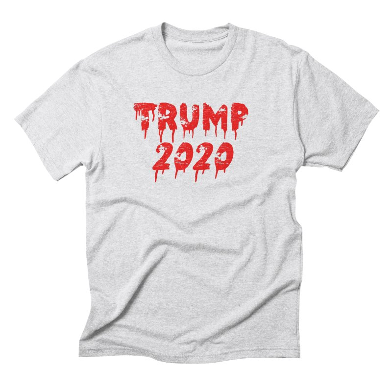 Trump 2020 Men's Triblend T-Shirt by The David Feldman Show Official Merch Store