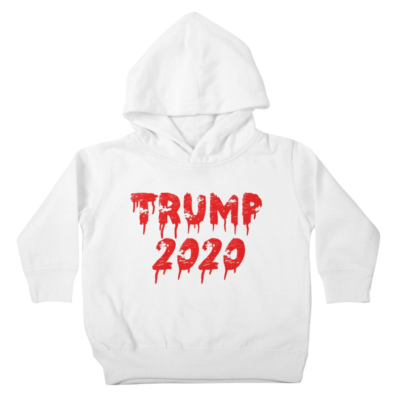 Trump 2020 Kids Toddler Pullover Hoody by The David Feldman Show Official Merch Store