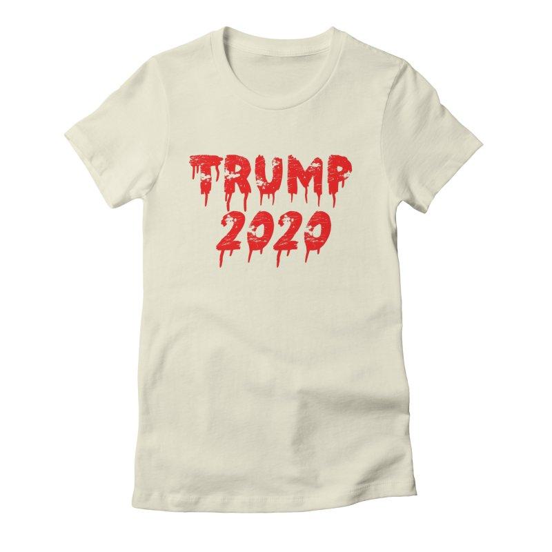 Trump 2020 Women's T-Shirt by The David Feldman Show Official Merch Store