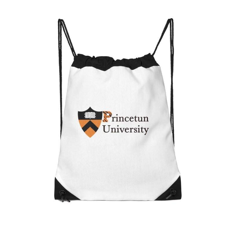 Princetun Accessories Drawstring Bag Bag by The David Feldman Show Official Merch Store