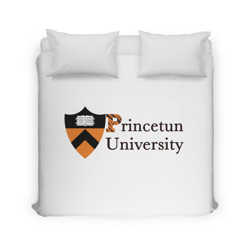Princetun Home Duvet by The David Feldman Show Official Merch Store