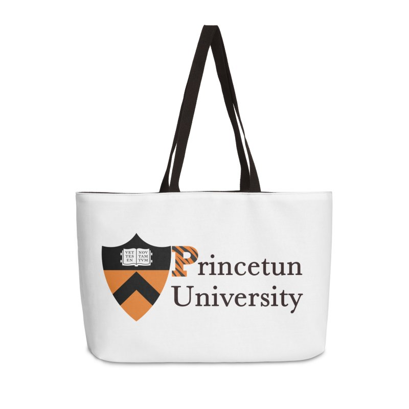 Princetun Accessories Weekender Bag Bag by The David Feldman Show Official Merch Store