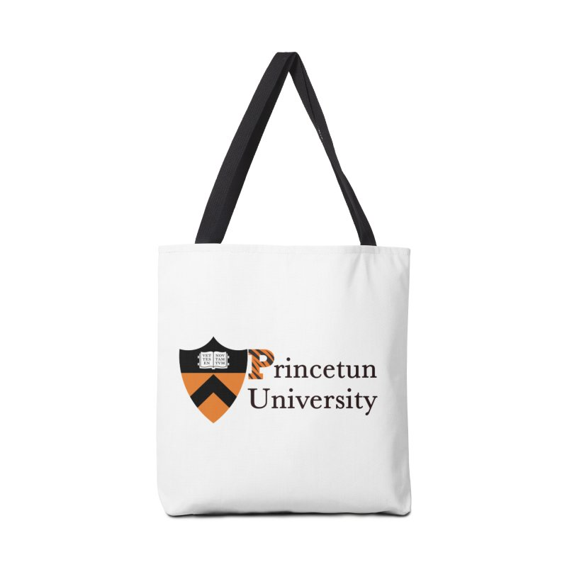 Princetun Accessories Tote Bag Bag by The David Feldman Show Official Merch Store