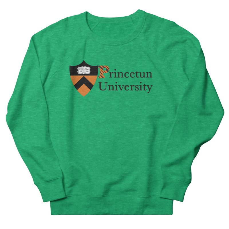 Princetun Women's Sweatshirt by The David Feldman Show Official Merch Store