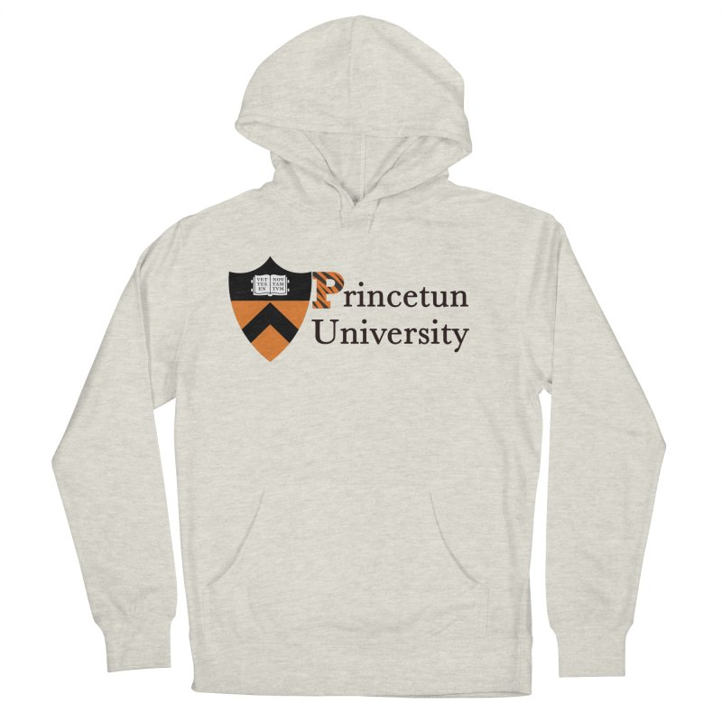 Princetun Women's French Terry Pullover Hoody by The David Feldman Show Official Merch Store