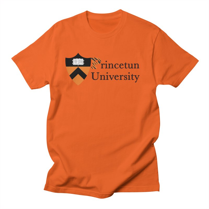 Princetun Women's Regular Unisex T-Shirt by The David Feldman Show Official Merch Store