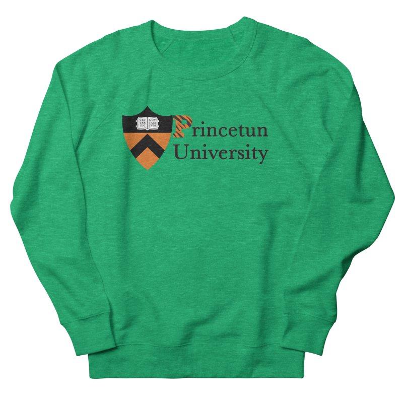 Princetun Women's Sweatshirt by The David Feldman Show Official Merch Store