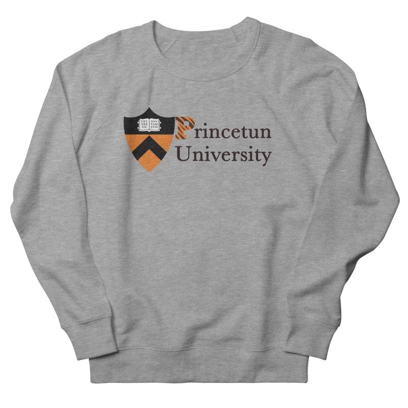 Princetun Men's French Terry Sweatshirt by The David Feldman Show Official Merch Store