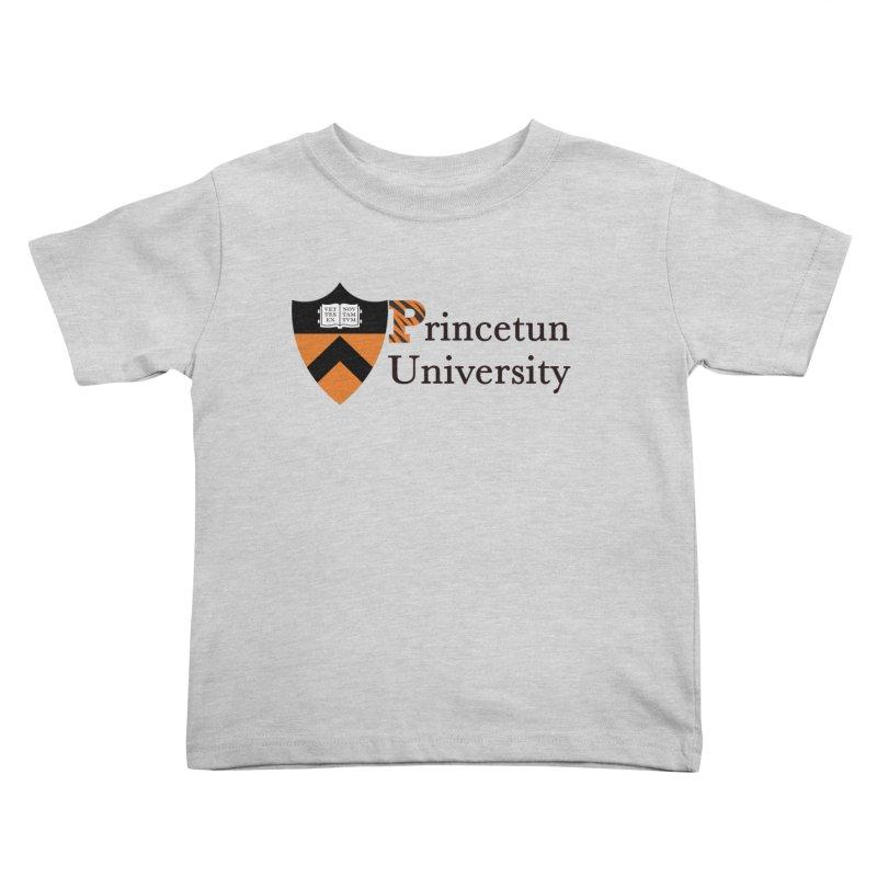 Princetun Kids Toddler T-Shirt by The David Feldman Show Official Merch Store