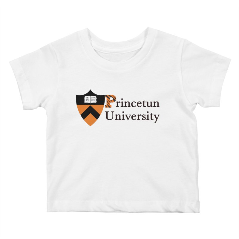 Princetun Kids Baby T-Shirt by The David Feldman Show Official Merch Store
