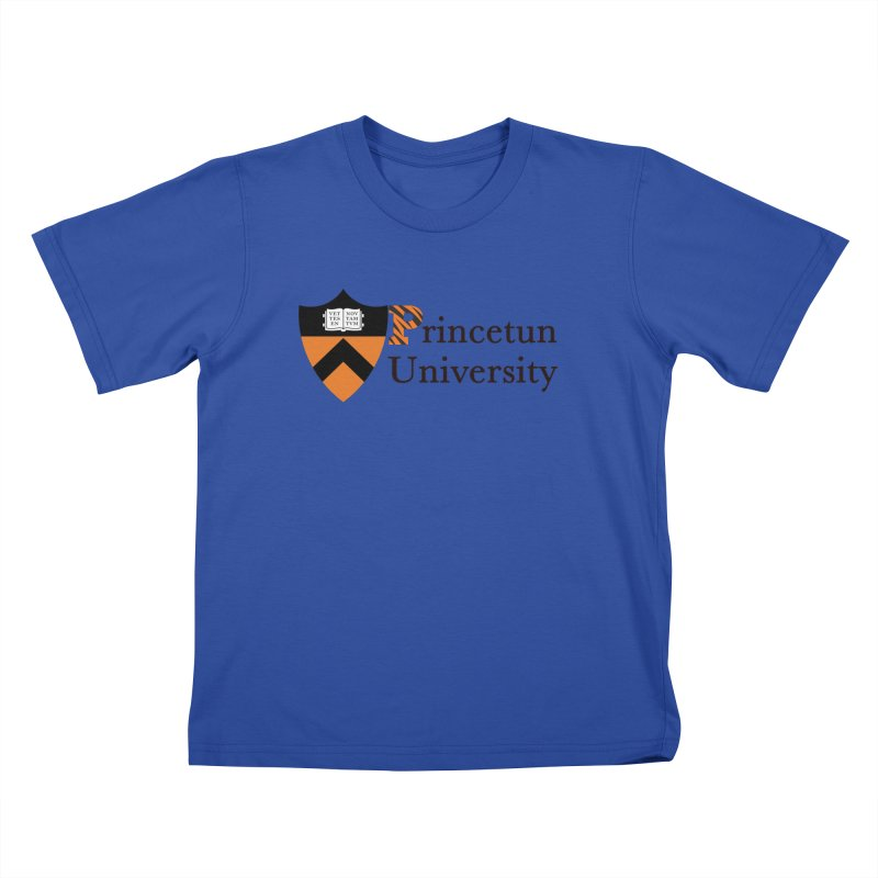 Princetun Kids T-Shirt by The David Feldman Show Official Merch Store