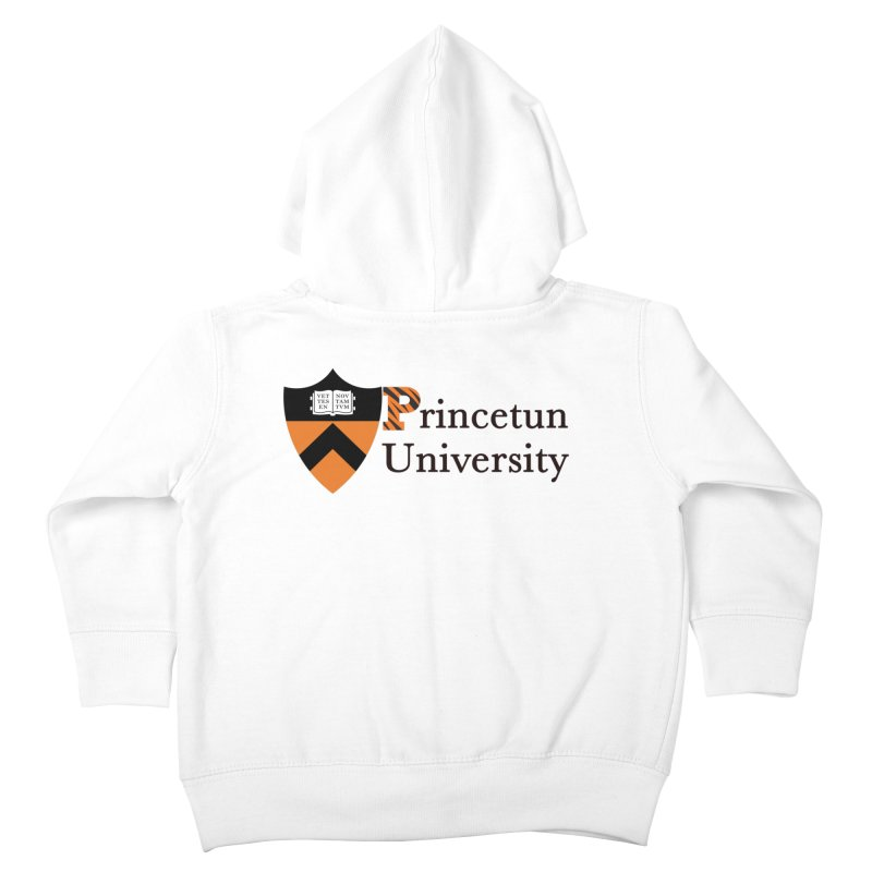 Princetun Kids Toddler Zip-Up Hoody by The David Feldman Show Official Merch Store