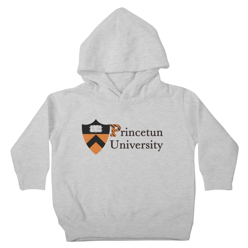 Princetun Kids Toddler Pullover Hoody by The David Feldman Show Official Merch Store