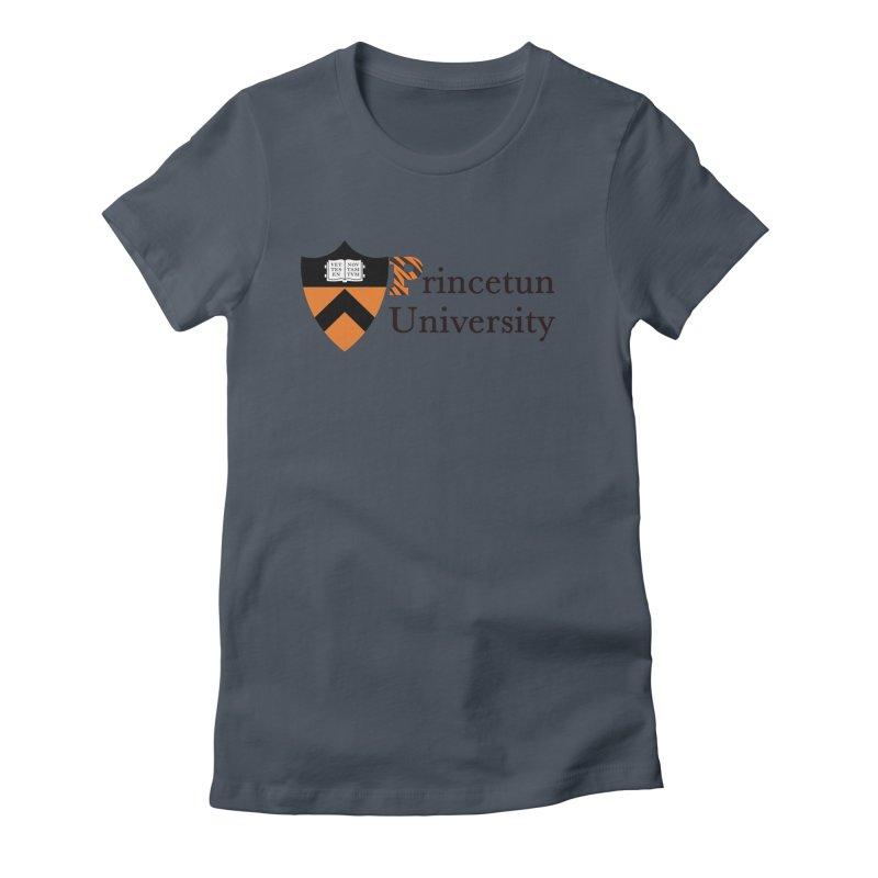 Princetun Women's T-Shirt by The David Feldman Show Official Merch Store