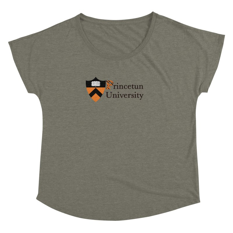 Princetun Women's Dolman by The David Feldman Show Official Merch Store