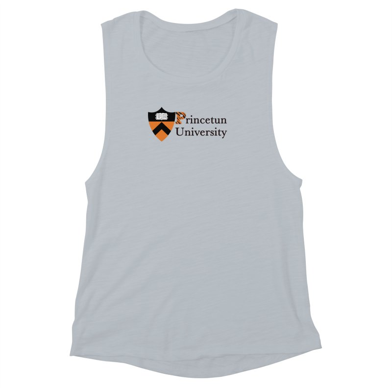 Princetun Women's Muscle Tank by The David Feldman Show Official Merch Store