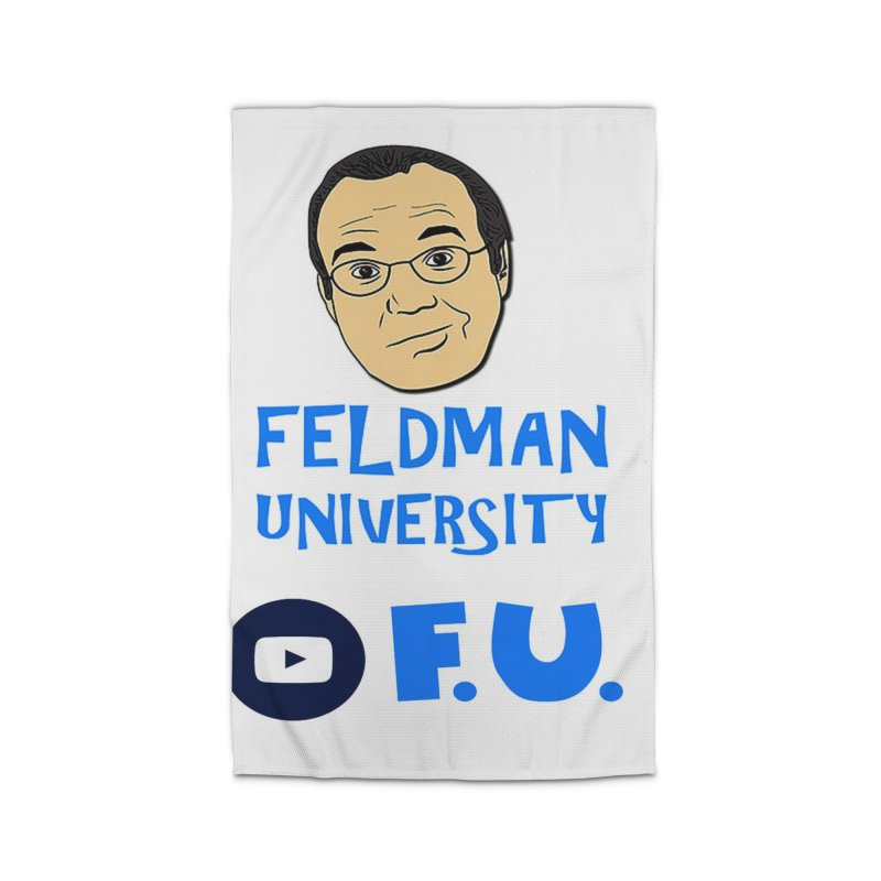 Feldman University Home Rug by The David Feldman Show Official Merch Store