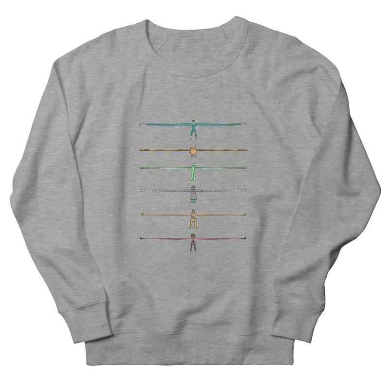 AAAAAARMS! Men's Sweatshirt by davidfromdallas's Artist Shop