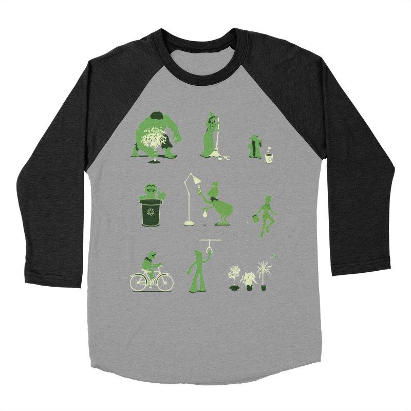 GOING GREEN Men's Longsleeve T-Shirt by davidfromdallas's Artist Shop