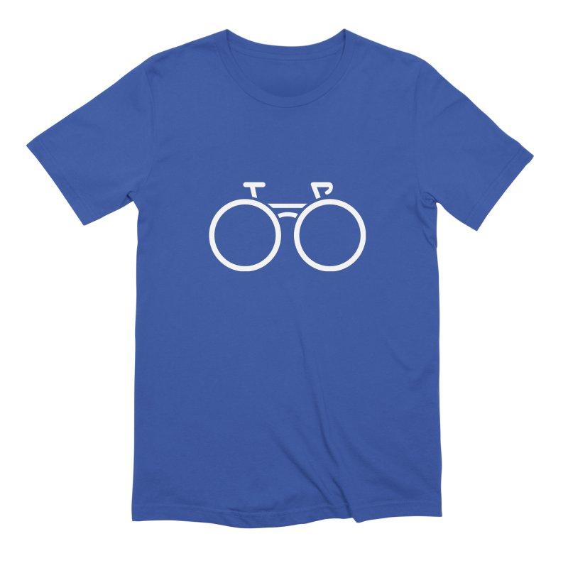Nerdride Men's T-Shirt by Unprovable