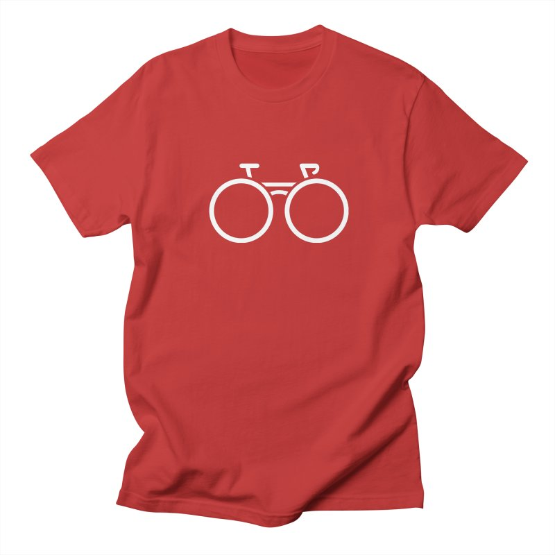 Nerdride Men's T-Shirt by Unprovable