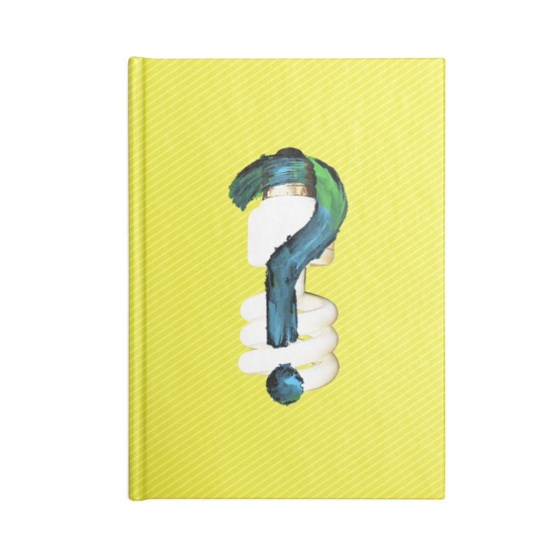 Creative Thoughts Accessories Notebook by David Gorham Design Shop