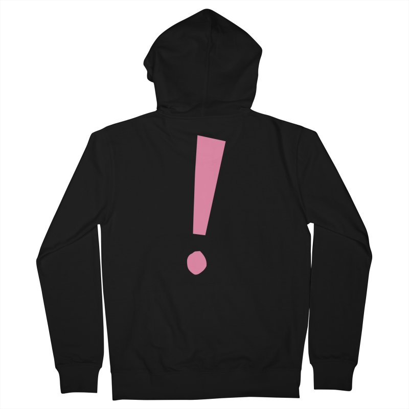 Future Excitement Women's Zip-Up Hoody by David Gorham Design Shop