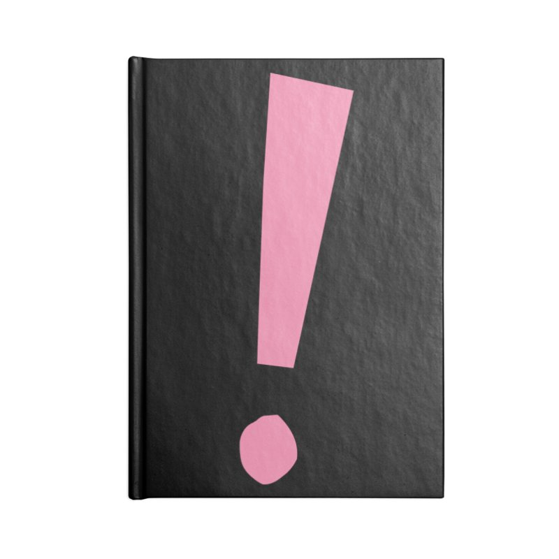 Future Excitement Accessories Notebook by David Gorham Design Shop