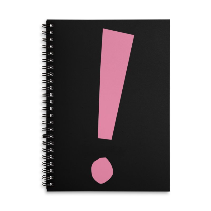 Future Excitement Accessories Notebook by David Gorham Design Shop