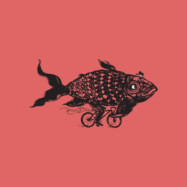 Design for A Fish Needs a Bicycle